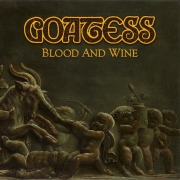 Goatess - Blood And Wine (CD)