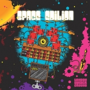 London underground - Space Edition (Coloured 2LP)
