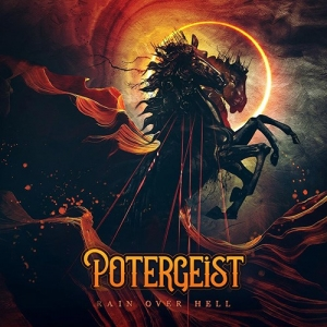 Potergeist ‎- Rain Over Hell (Digi CD)