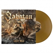 Sabaton - The Great War (Coloured LP)