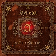 Ayreon - Electric Castle Live And Other Tales (2CD+DVD)