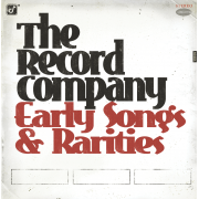 The Record Company ‎- Early Songs & Rarities (LP)