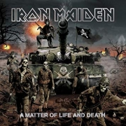 Iron Maiden - A Matter Of Life And Death (Digi CD)