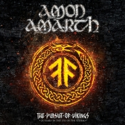 Amon Amarth ‎- The Pursuit Of Vikings: 25 Years In The Eye Of The Storm (Blu-ray+CD)