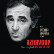Aznavour - Sings In English: Greatest Hits (CD)