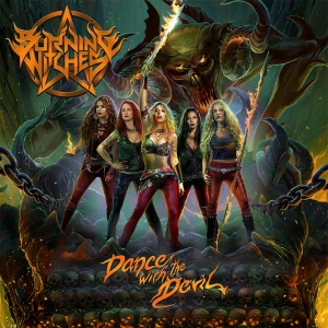 Burning Witches - Dance With The Devil (CD)