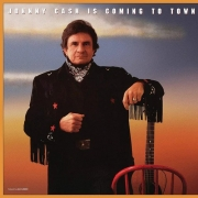 Johnny Cash - Johnny Cash Is Coming to Town (LP)