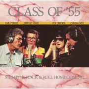 Carl Perkins / Jerry Lee Lewis / Roy Orbison / Johnny Cash - Class Of 55: Memphis Rock & Roll Homecoming (LP)