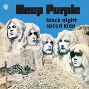 "Deep Purple ‎- Black Night / Speed King (7"" Coloured Vinyl Single)"