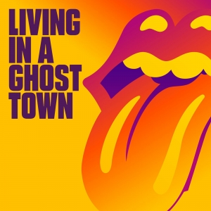 "The Rolling Stones - Living In A Ghost Town (10"" Coloured Vinyl)"
