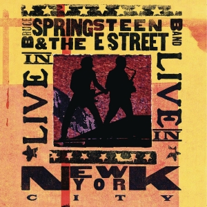 Bruce Springsteen & The E Street Band - Live In New York City (3LP)