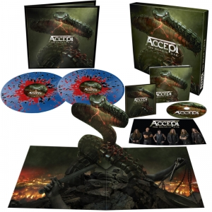 Accept - Too Mean To Die (Box Set)