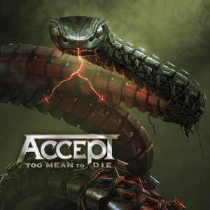 Accept - Too Mean To Die (CD)