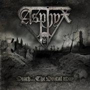 Asphyx - Death …The Brutal Way (CD)