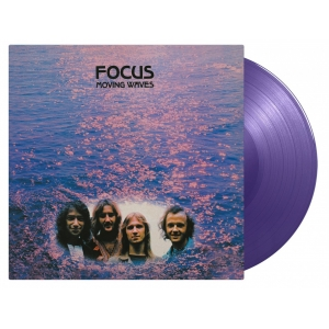 Focus - Moving Waves (LP)