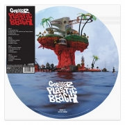 Gorillaz - Plastic Beach (Picture Disc 2LP)