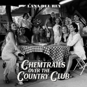 Lana Del Rey - Chemtrails Over the Country Club (CD)