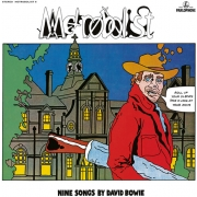 David Bowie ‎- Metrobolist: Nine Songs By David Bowie (LP)