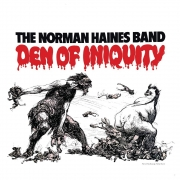 The Norman Haines Band - Den Of Iniquity (LP+CD)