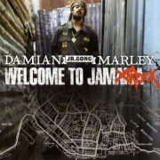 Damian -Jr.Gong- Marley - Welcome To Jamrock (CD)
