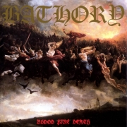 Bathory - Blood Fire Death (LP)