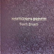 Manticore's Breath - Death Breath (CD)
