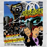 Aerosmith - Music From Another Dimension! (2CD & DVD Deluxe Edition)