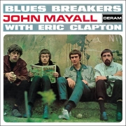 John Mayall with Eric Clapton - Blues Breakers (LP)
