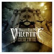 Bullet For My Valentine - Scream, Aim, Fire (CD)