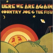 Country Joe & The Fish - Here We Are Again (CD)