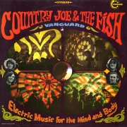 Country Joe & The Fish - Electric Music For The Mind And Body (CD)