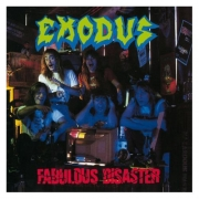 Exodus - Fabulous Disaster (CD)