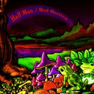 Half Man - Red Herring (CD)