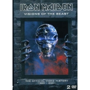 Iron Maiden - Visions Of The Beast (2DVD)