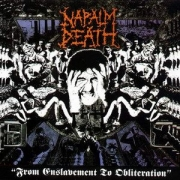 "Napalm Death ‎- ""From Enslavement To Obliteration"" (Remastered CD)"