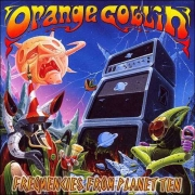Orange Goblin - Frequencies From Planet Ten (CD)