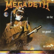 Megadeth - So Far,So Good...So What! (CD)