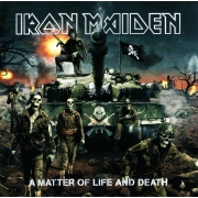 Iron Maiden - A Matter Of Life And Death (2LP)