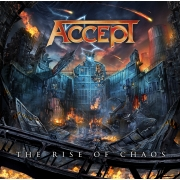 Accept - The Rise Of Chaos (Digi CD)