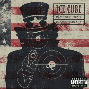 Ice Cube - Death Certificate: 25th Anniversary (CD)
