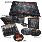 Accept - The Rise Of Chaos (CD/2LP Picture Disc Vinyl Boxset)