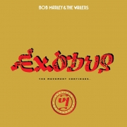 Bob Marley & The Wailers - Exodus: The Movement Continues (2CD)