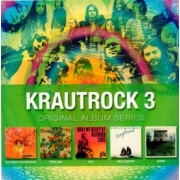 Various ‎- Krautrock 3: Original Album Series (5CD Box Set)