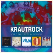 Various ‎- Krautrock: Original Album Series (5CD Box Set)