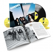 Ramones - Leave Home: 40th Anniversary (Deluxe 3CD+LP Box Set)