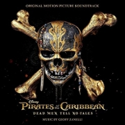 O.S.T. - Pirates Of The Caribbean: Dead Men Tell No Tales (CD)