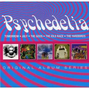 Various ‎- Psychedelia: Original Album Series (5CD Box Set)