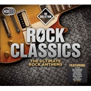 Various - Rock Classics (4CD Box Set)