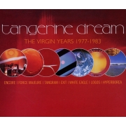 Tangerine Dream - The Virgin Years: 1977-1983 (5CD)