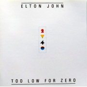 Elton John - Too Low For Zero (LP)